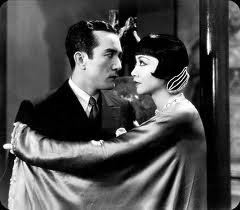 Anna May Wong hugging someone Piccadilly 1929 movieloversreviews.filminspector.com