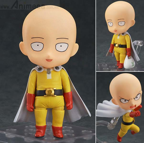 Figura Saitama Nendoroid One Punch Man Good Smile Company