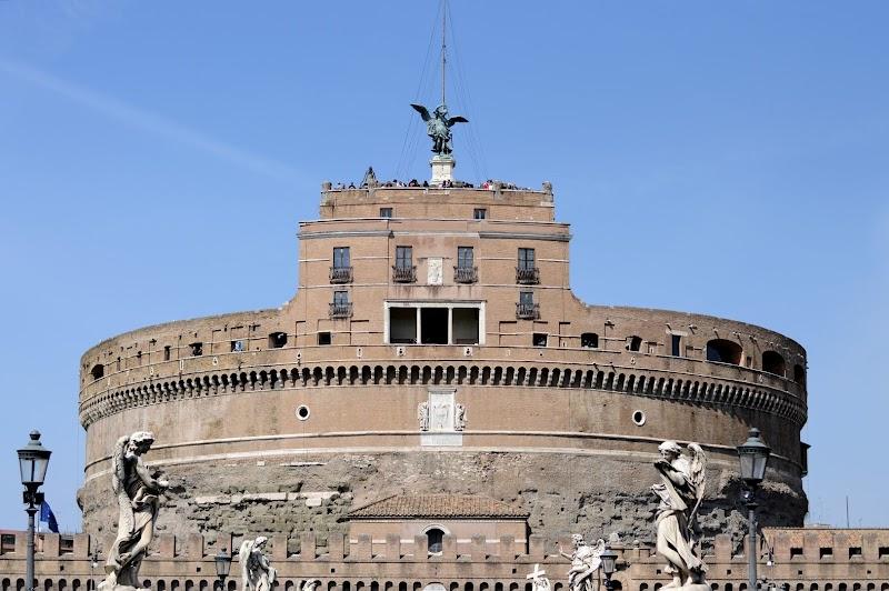 Замъкът Сант Анджело в Рим