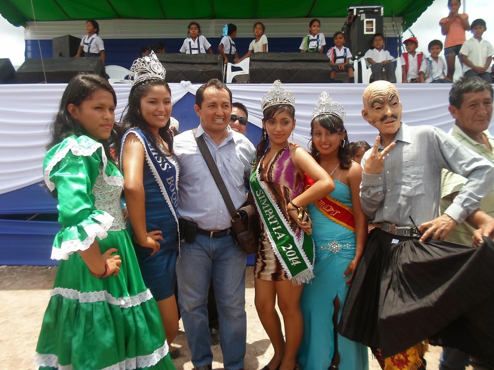 b54c0c6c57 UCAYALI NOTICIAS  Centro poblado de Boquerón celebro con algarabía ...