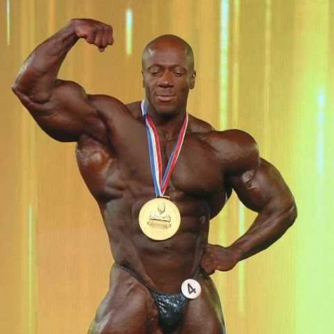 Shawn Rhoden quebra invencibilidade de Phil Heath no Mr. Olympia 2018