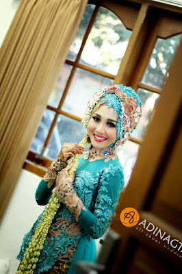 Tips Memilih Busana Pernikahan Untuk Hijabers