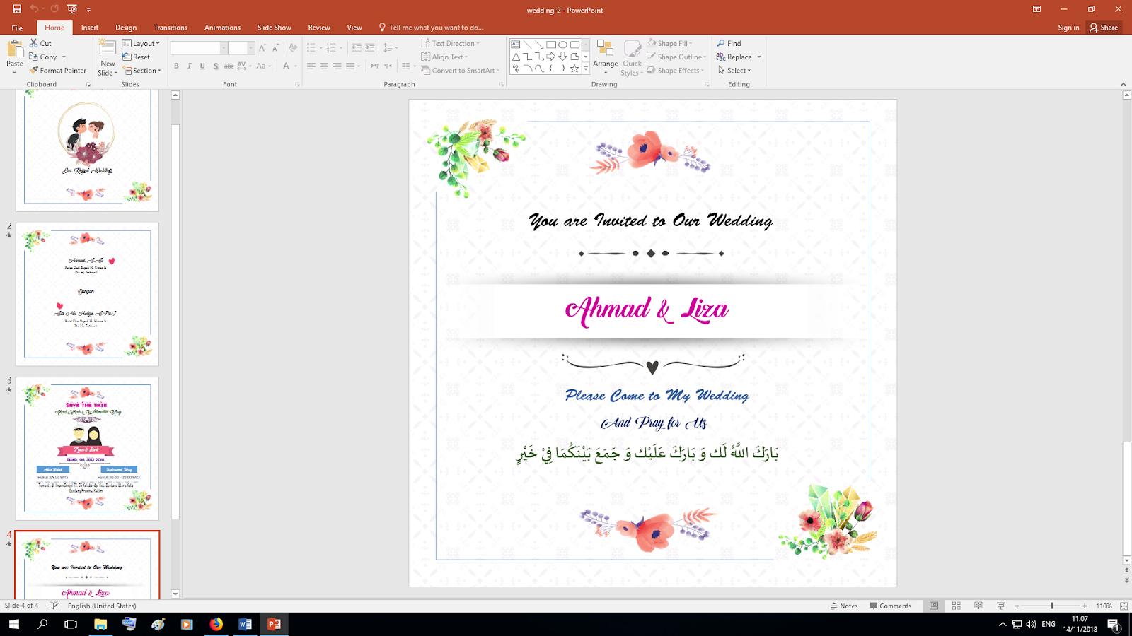 Video Undangan Pernikahan Kekinian Zain Siboyah S Blog