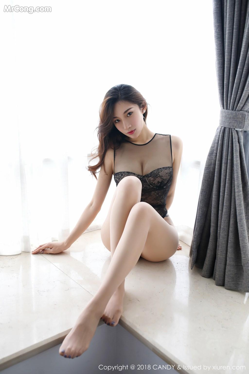 Image CANDY-Vol.065-Xiao-Hu-Li-Kathryn-MrCong.com-004 in post CANDY Vol.065: Người mẫu Xiao Hu Li (小狐狸Kathryn) (47 ảnh)