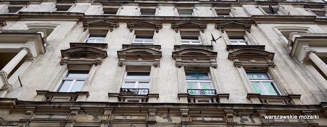 Warszawa Warsaw kamienica Śródmieście warszawskie kamienice architektura architecture