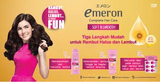 Rawat Rambut Cantikmu dengan Emeron Complete Hair Care