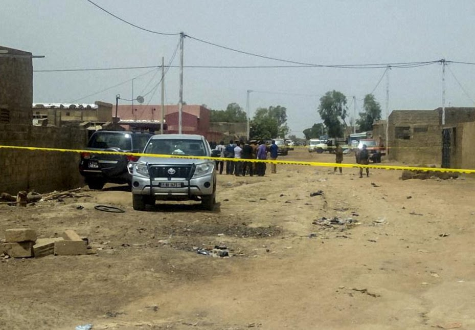 Catholic priest killed as gunmen attack worshippers in Burkina Faso