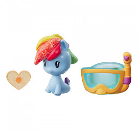 My Little Pony Blind Bags Beach Day Rainbow Dash Seapony Cutie Mark Crew Figure