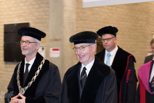 Prof W. Janse and Prof M.E. Brinkman