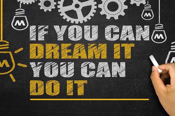 , Dream Come True, How to Dream Come True, Mengubah Mimpi jadi Nyata, Kajian Islam, Renungan Islam, Motivasi Islam, Jurnal Islampedia, jurnalislampedia.id, Info Seputar Dunia Islam