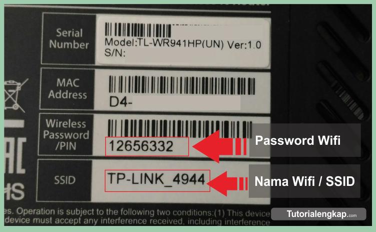 Cara mengetahui dan melihat password wifi tanpa root