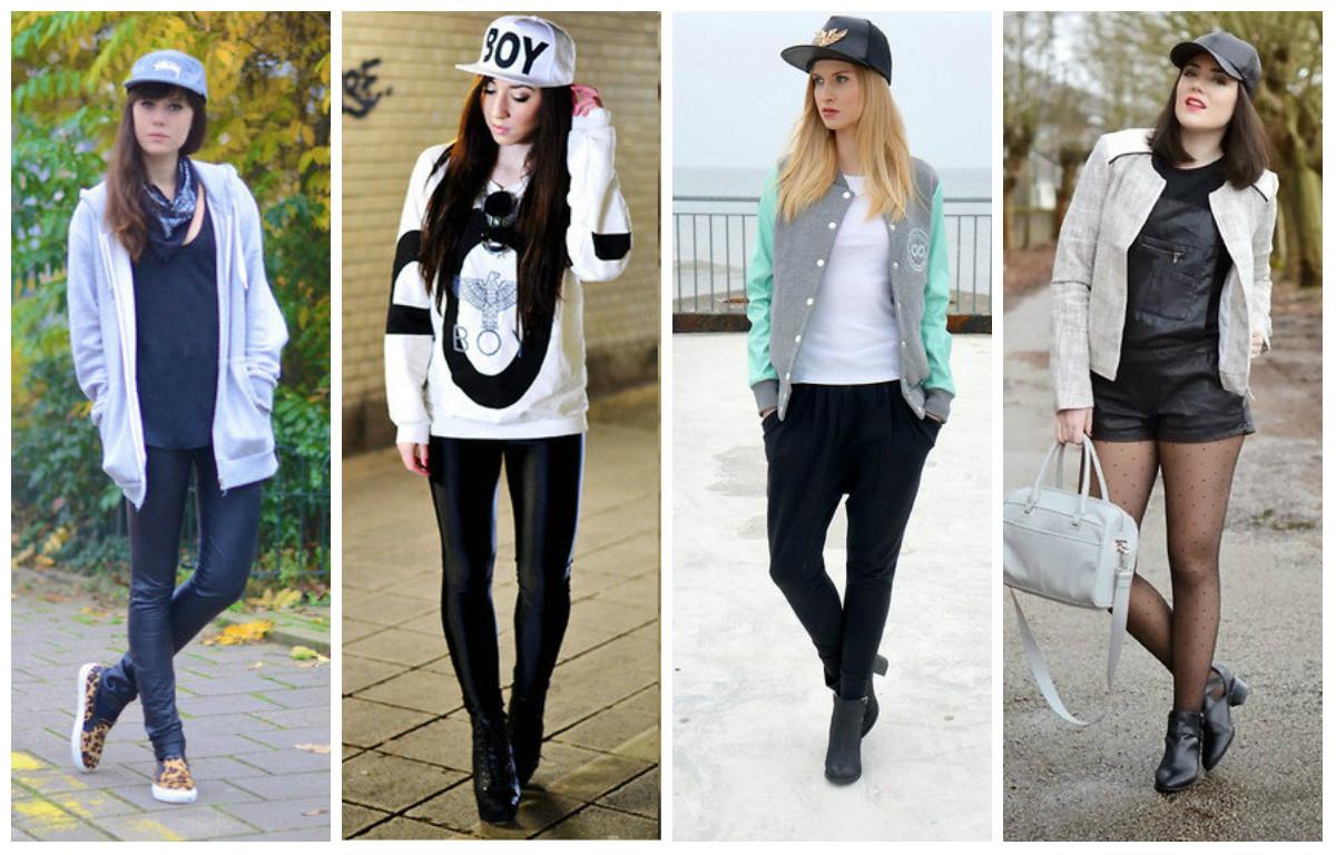 Desopilando  Como Compor um Look Fashion usando Boné 736bf339bc2