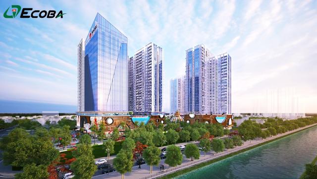 tiến độ xây dựng dự án Hinode City Minh Khai