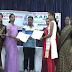 कानपुर - महिला महाविद्यालय में चल रहे कराटे प्रशिक्षण शिविर का हुआ समापन