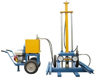 jual sondir hydraulic 2,5 ton 5 ton 10 ton