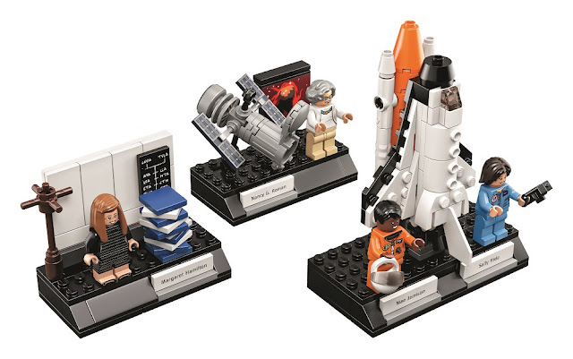 Lego 'Women of NASA' Set