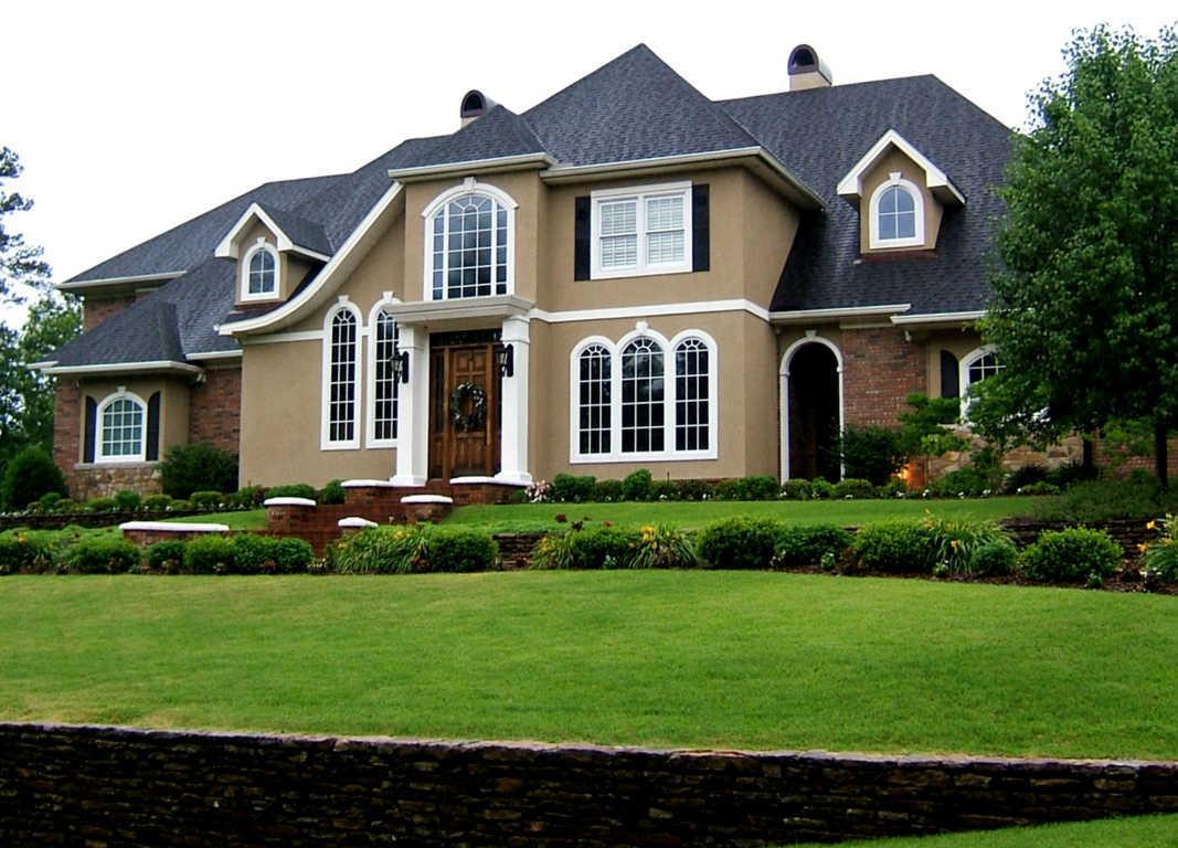 Warna Cat Rumah Favorit  Desain Rumah
