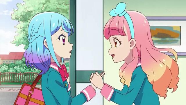 Aikatsu Friends! – Episódio 12