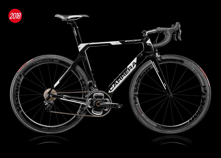 New 2018 Erakle Air Road Bike from Carrera | BikeToday news
