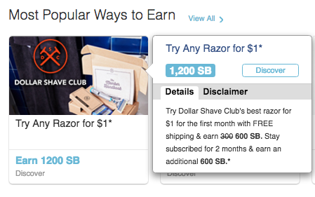 Swagbucks Promo Swagbucks Razor Deal – Barbearia Don Juan