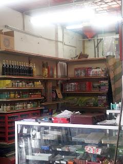 Kaedah Traditional Rawatan Resdung Bagan Serai