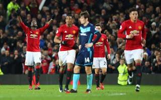 Manchester United vs Middlesbrough Match Highlight