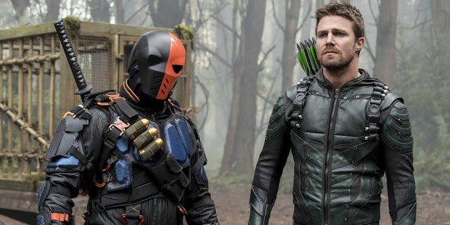 Arrow sexta temporada
