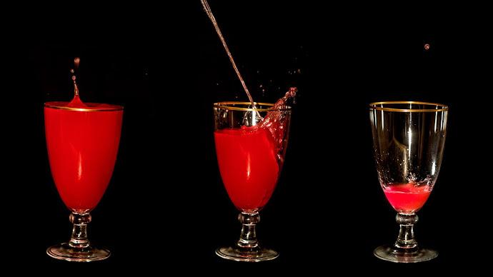 Wallpaper: Drinks Red Juice