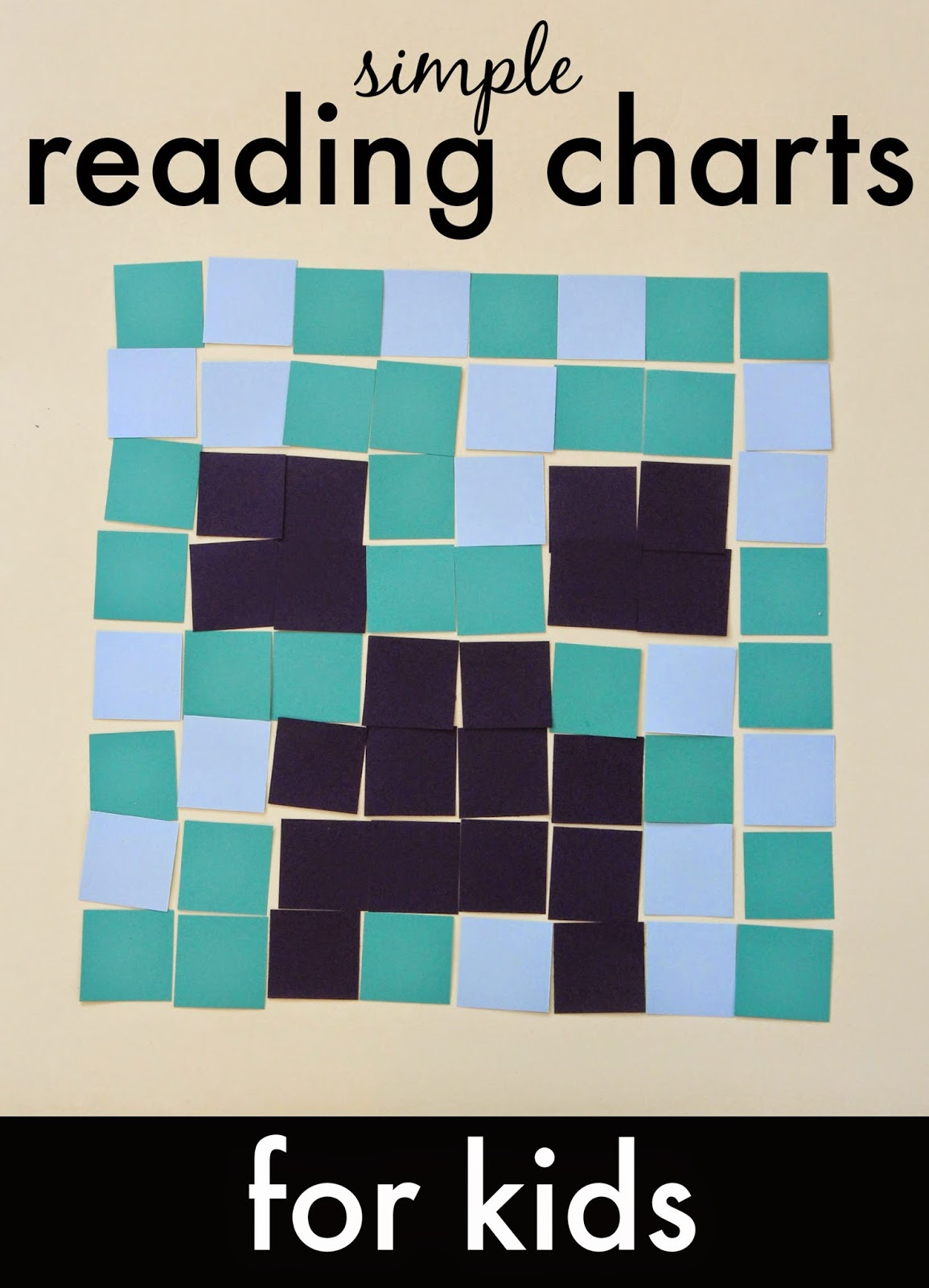 Toddler Approved Simple Reading Charts For Kids
