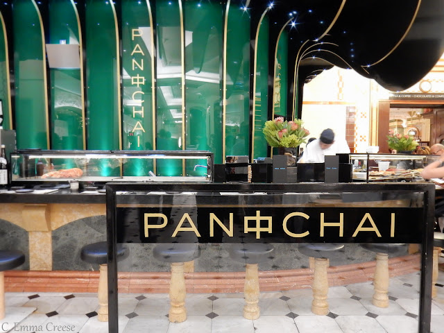 Pan Chai Luxury Sushi Harrods Adventures of a London Kiwi