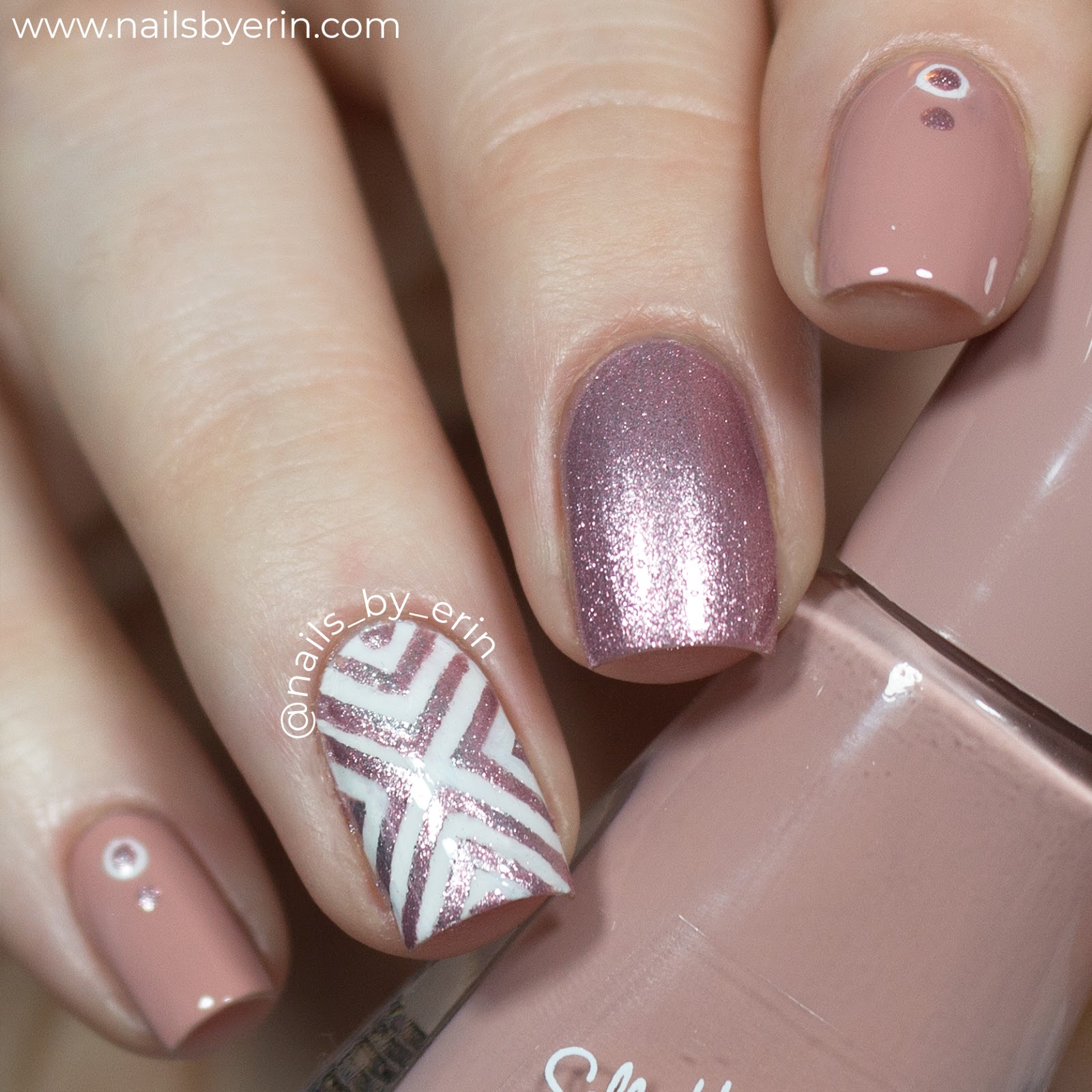 I Just Thought These Pink Toned Shades Went Together So Well Think This Is A Beautiful Color