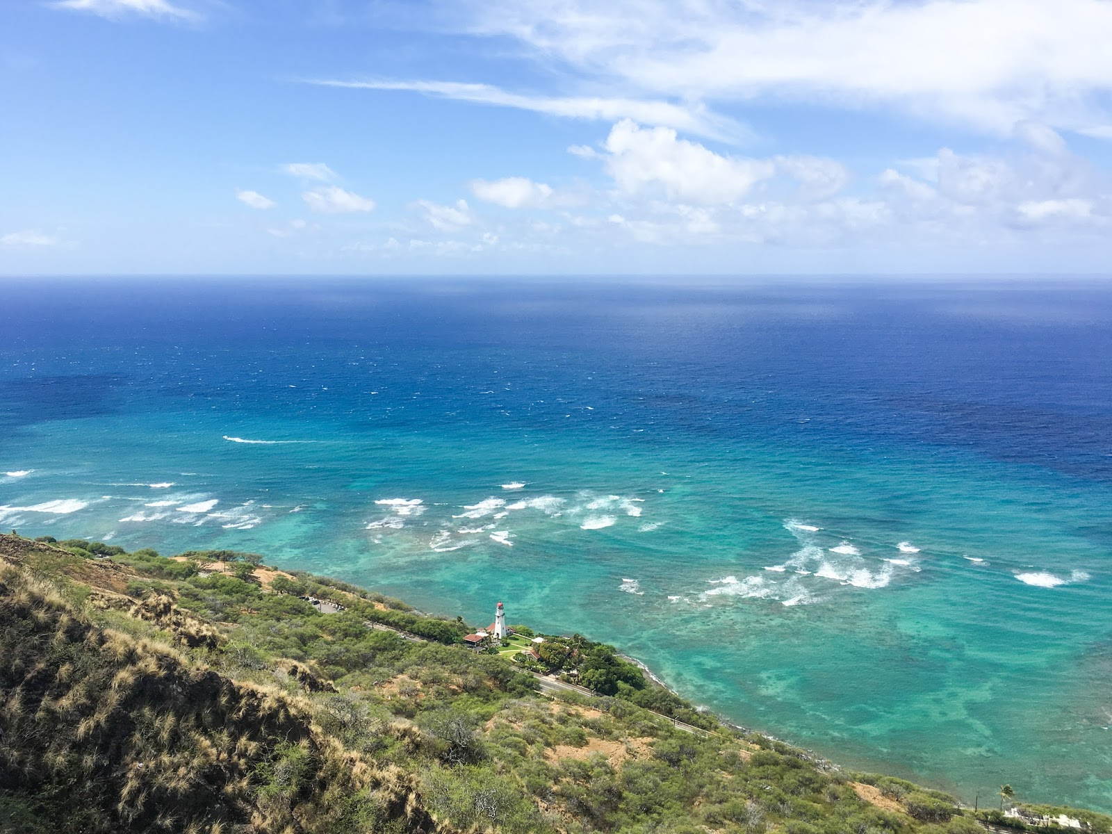 Diamond Head Hiking Honolulu Hawaii