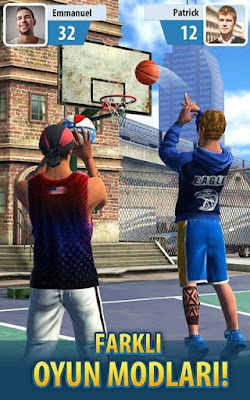 basketball stars hile apk