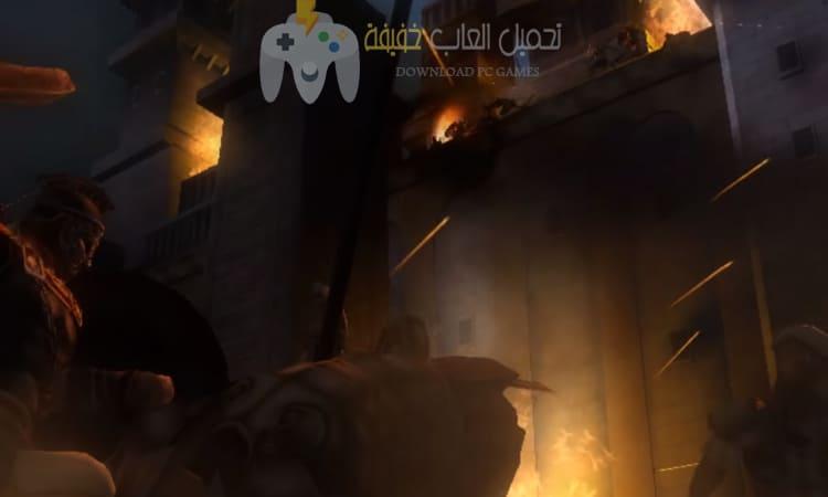تحميل لعبة God of War 2 للكمبيوتر من ميديا فاير