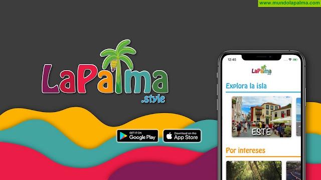 La Palma Style, la nueva app turística de la isla de La Palma disponible para iOS y Android