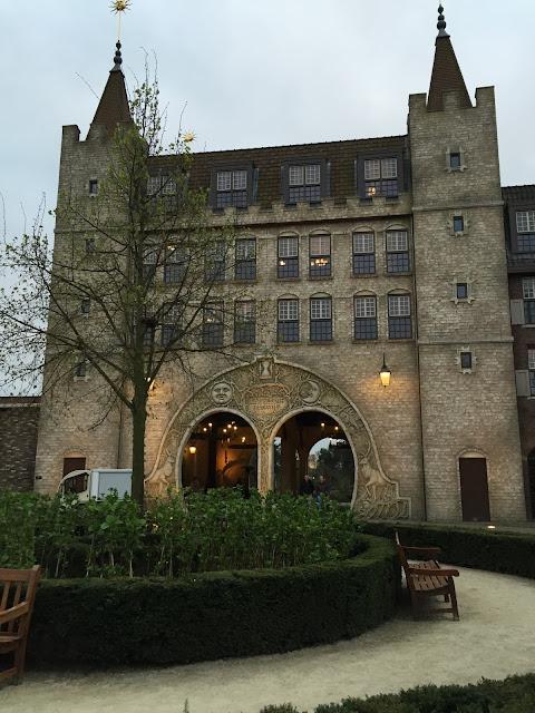 eingang zum ferienpark Bosrijk