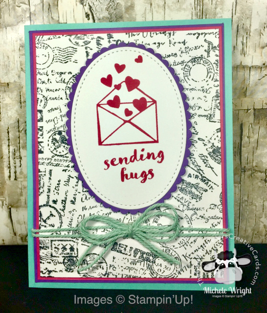 Card, Post Script, One for All, Birthday