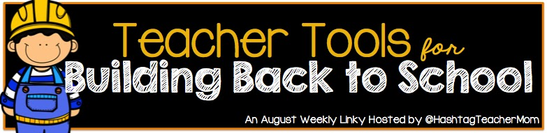 August 2015 Building Back to School Linky series