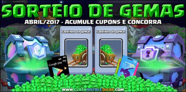 Sorteio Gift Cards Google e iOS Apple Grátis