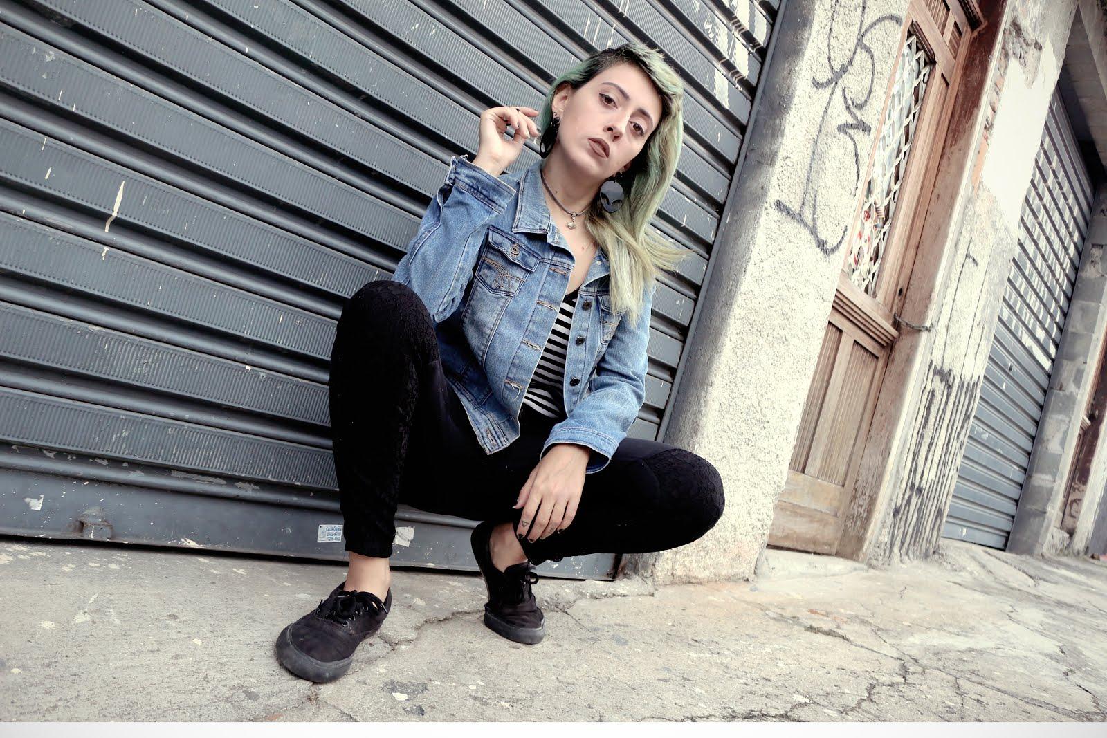 Grunge Girl Fashion Pinterest