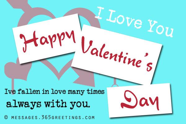 Valentine's Day Romantic Wishes For Boyfriend