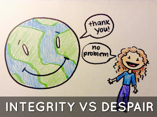 integrity vs despair