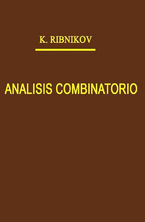 Análisis combinatorio – K. Ribnikov