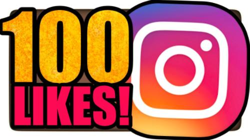 100 Free Likes On Instagram