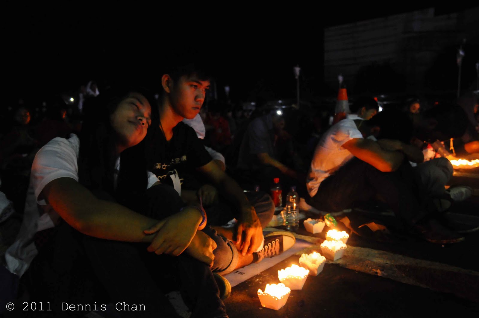 Dennis Chan Photography World Youth Day From Madrid To Manila An Overnight Youth Vigil