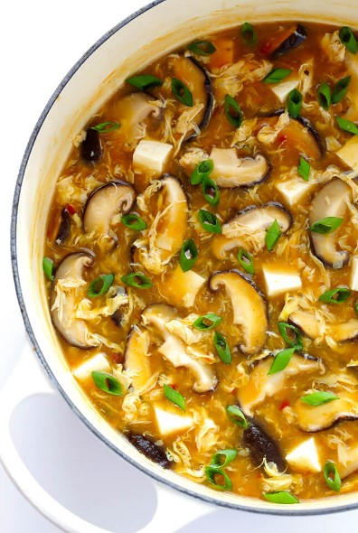 HOT AND SOUR SOUP RECIPES