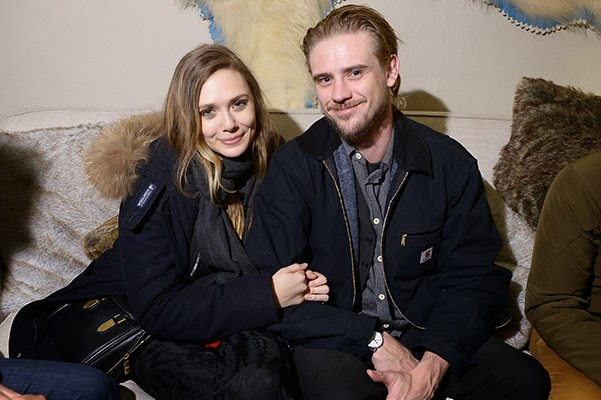 Elizabeth Olsen and Boyd Holbrook engaged