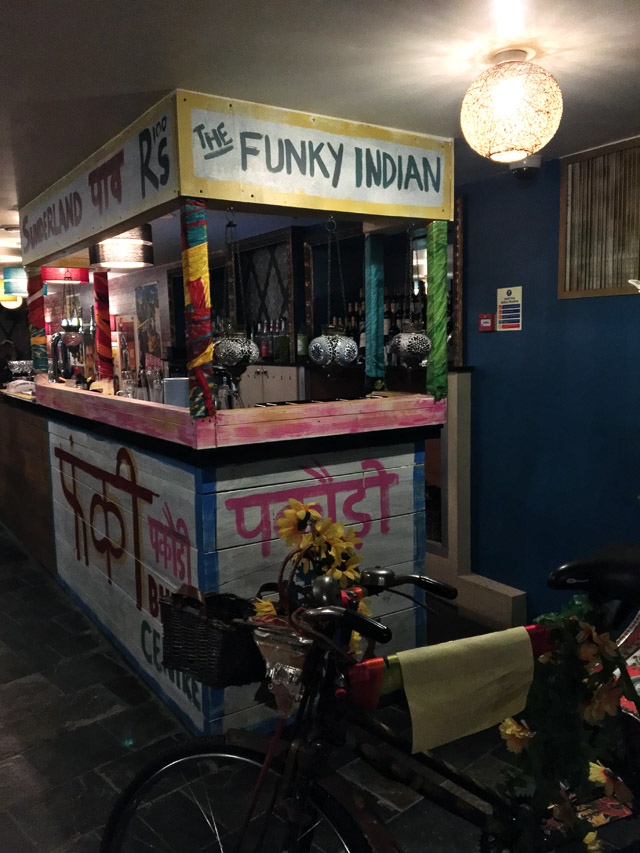 Hello Freckles Eat Drink Sunderland Restaurant Week Food Funky Indian Tapas