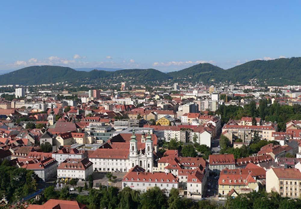 #Graz