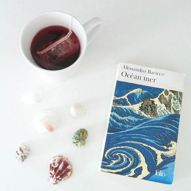 Océan mer d'Alessandro Baricco